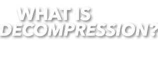 What is decompression?