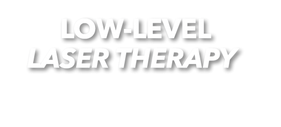 Laser Therapy at Back in Balance